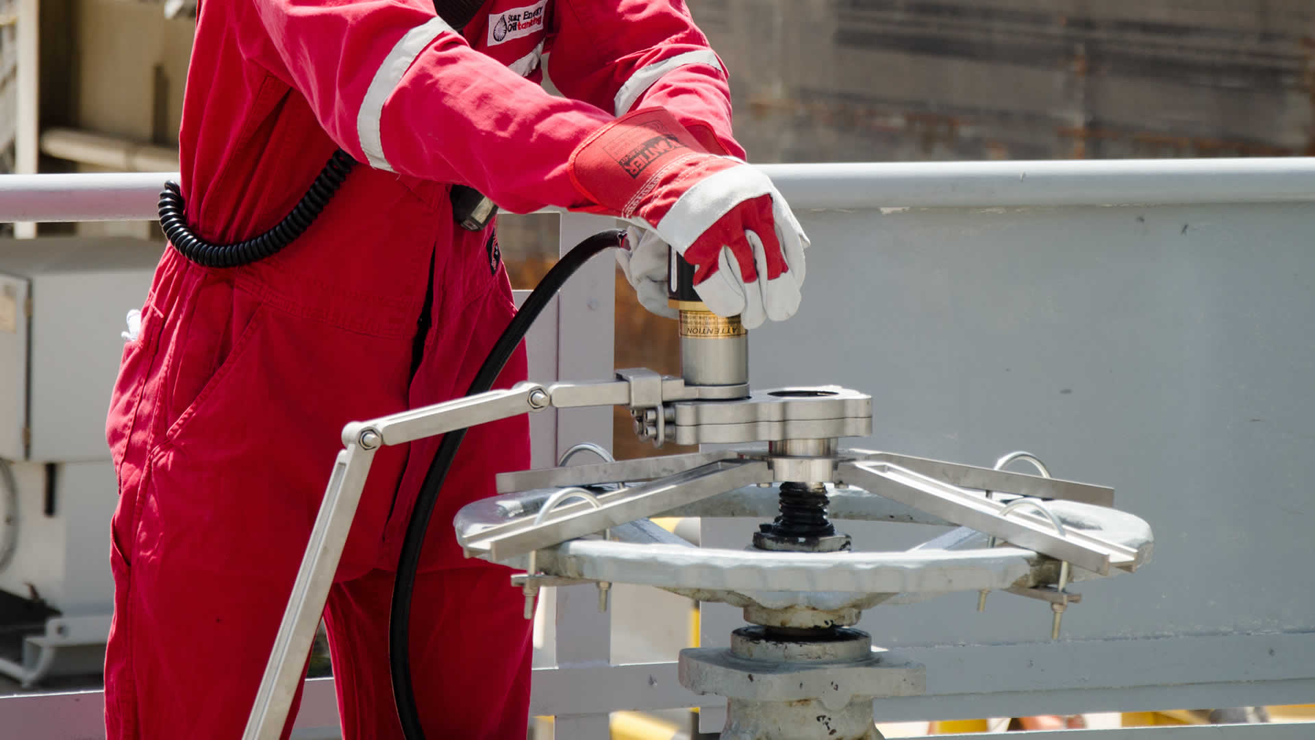 EasiDrive portable actuator for linear valves
