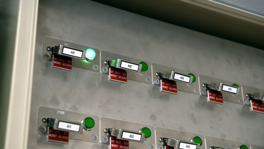 Key storage for for interlocks