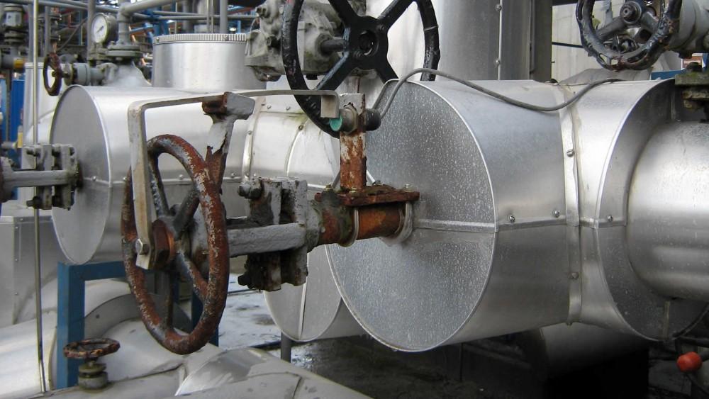 Self made bracket type valve position indicator