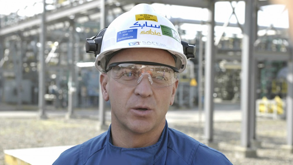 Sabic operator comments on the Sofis Power Wrench portable valve actuator