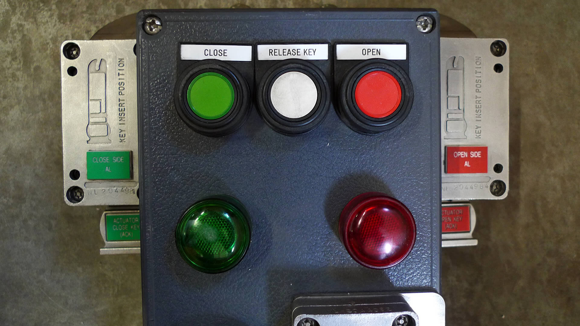 Alternative Wiring Manual Override Switch Added