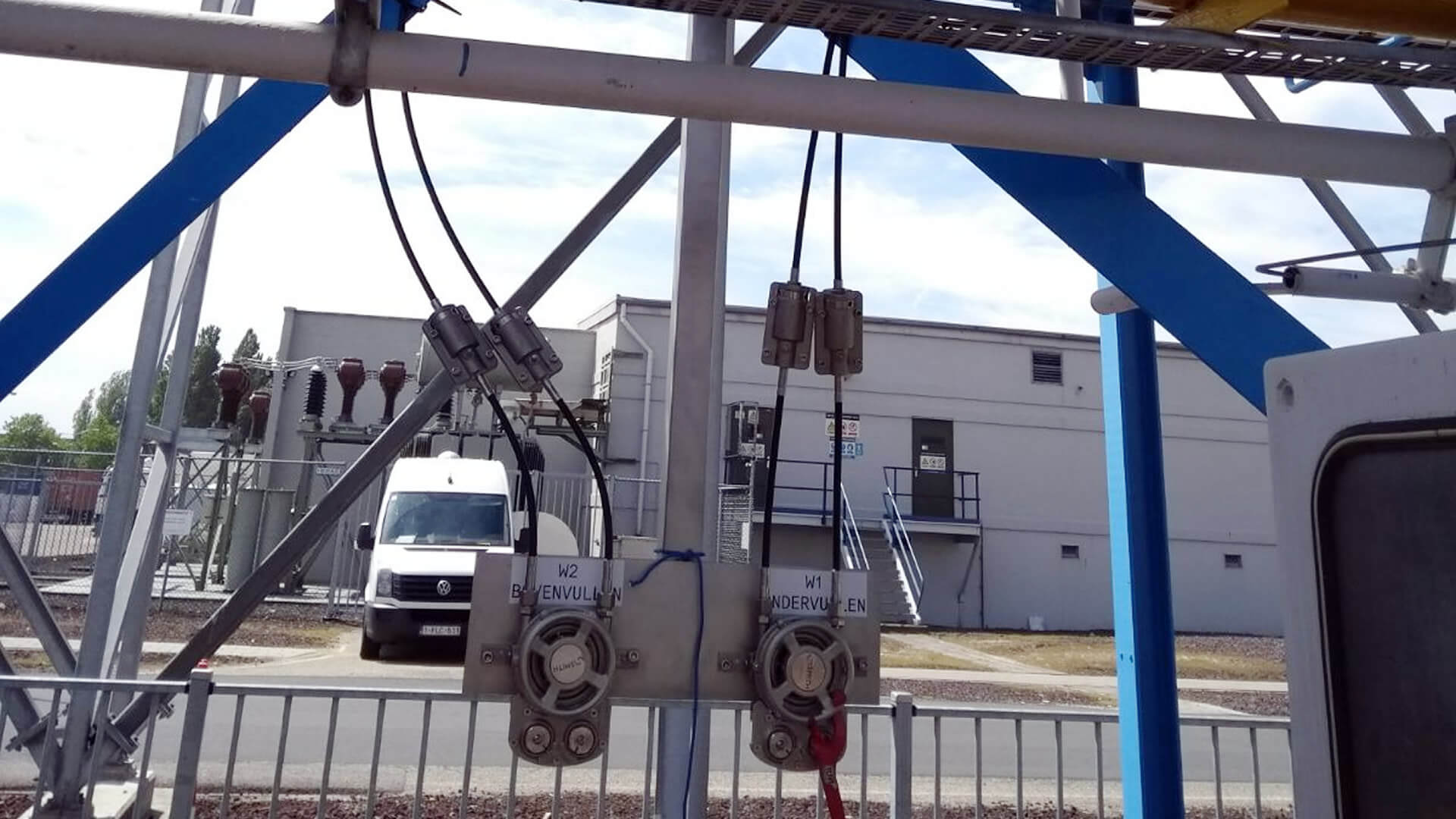 FlexiDrive manual valve operator