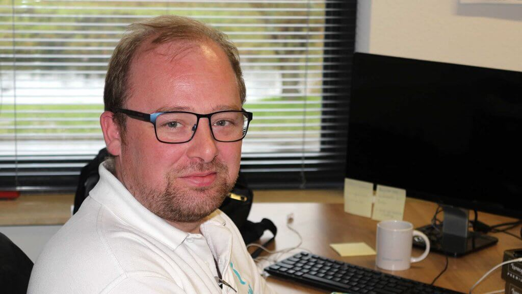 Sofis Sales Engineer Team Lead Darren Trownsdale